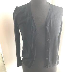 Black Cardigan S